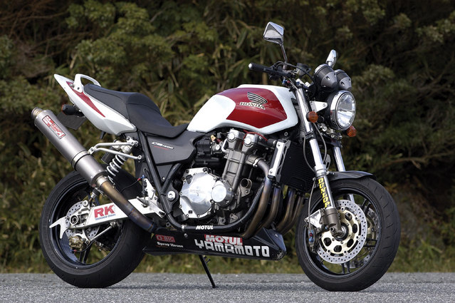 CB1300SF TI4-2-1 UP-TYPE