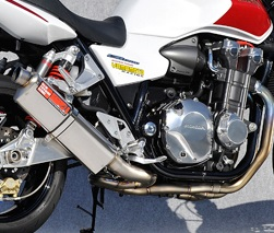 CB1300SF TI4-2-1 RACE
