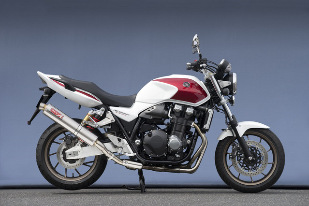14~CB1300SF SLIP-ON II.Version DOWN チタン