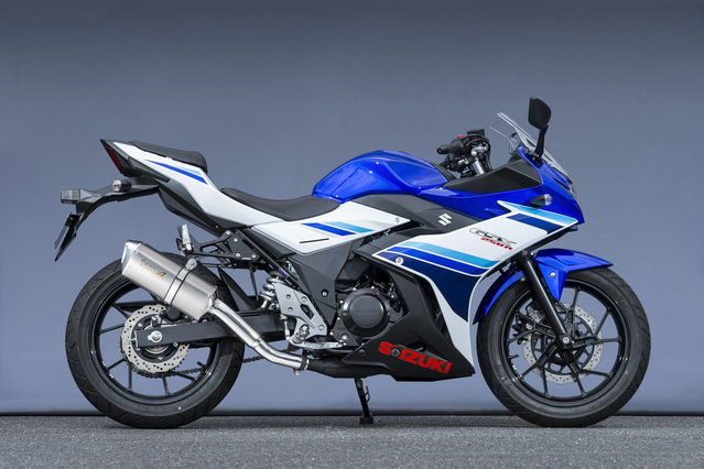 17~GSX250R SLIP-ON TYPE-SA