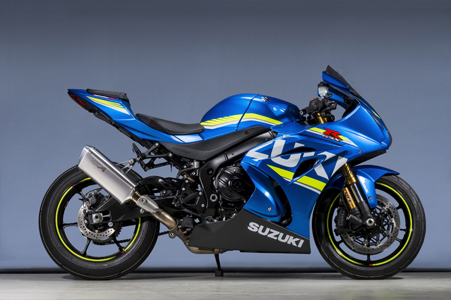 GSX-R1000R SLIP-ON TYPE-SA