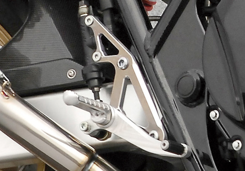 CB400SF VTEC/Revo レース用ステップ