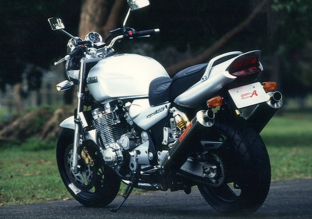 XJR1200/1300 SUS SLIP-ON TWIN