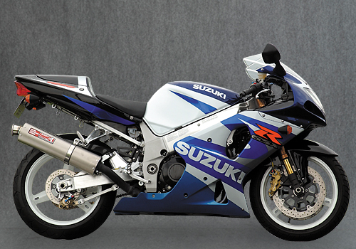 GSX-R1000 SLIP-ON DOWN