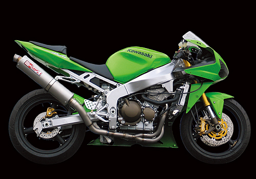 ZX-6RR TI4-2-1 UP-TYPE