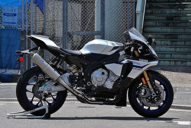 2015~YZF-R1 SLIP-ON TYPE-1
