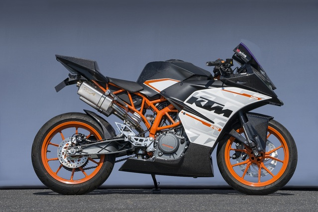 RC390 SUS TWIN