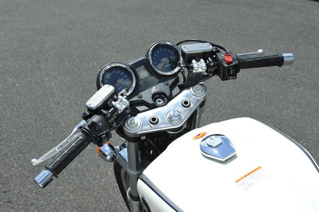 CB1100 セパレートハンドル