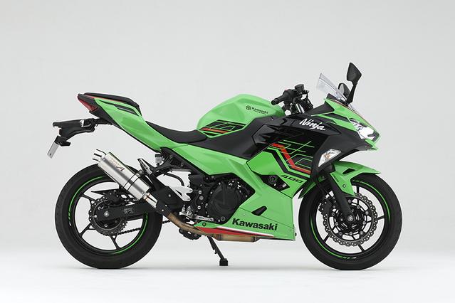 18~Ninja400 SLIP-ON