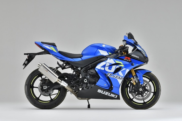 GSX-R1000R SLIP-ON TYPE-S 認証