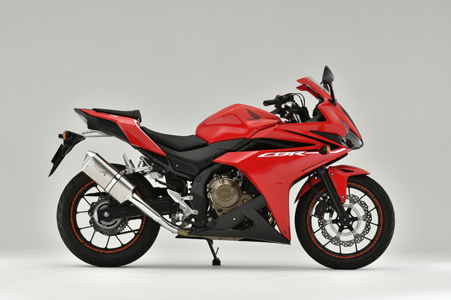 16~18CBR400R SLIP-ON TYPE-SA